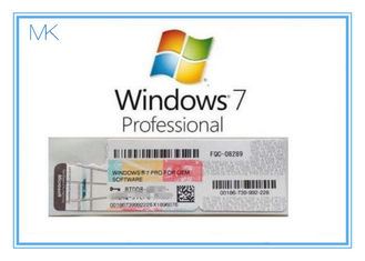 OEM Win 7 Professional Product Key  For Windows 7 Pro Coa 32/64bit Activation Online