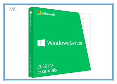 China Windows Server original 2012 R2 fundamentos, chave 2012 do produto do servidor de 64bit DVD fornecedor