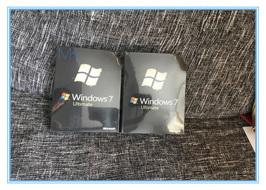 Microsoft Windows 7 Ultimate Upgrade Retail Box 32/64 GENUINE Activation Online