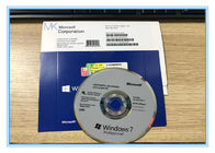 China SP1 x 64Bit Microsoft atualiza OEM 1pk DSP OEI DVD FQC de Windows 7 - 08289 fábrica